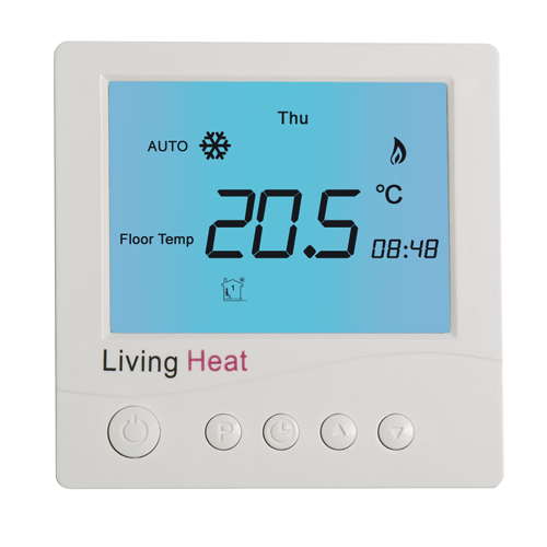 Underfloor Heating Temperature Settings: Underfloor Heating Digital Thermostat