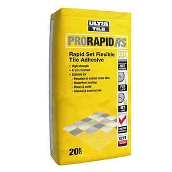 flexible tile adhesive