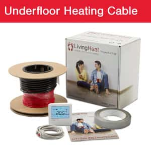 Underfloor Heating Loose Wire Kits