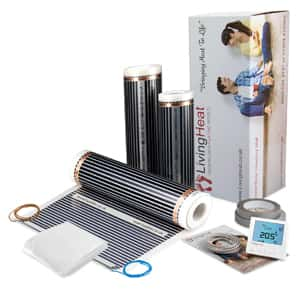 Underfloor Heating Heat Film