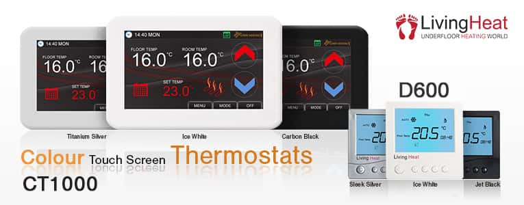 thermostat range