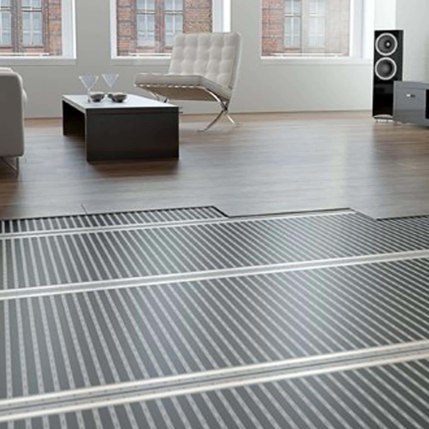 Under Laminate Heating Systems 200w M2 Carbon Film Element