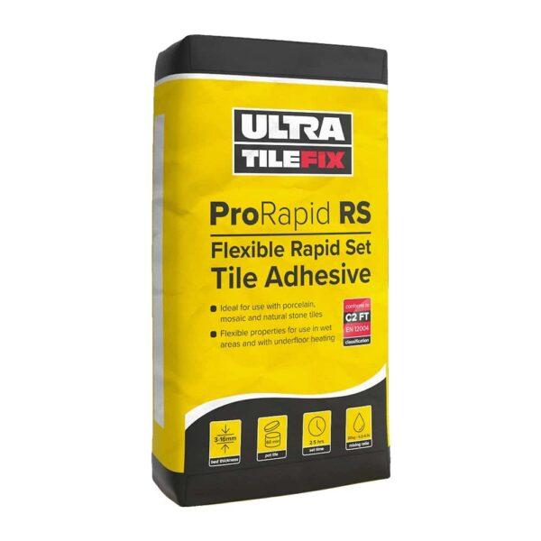 Ultra floor Flexible tile adhesive 20kg
