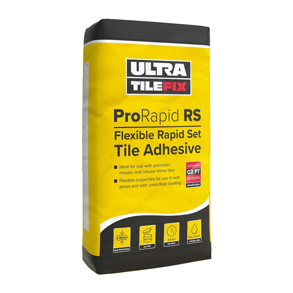 flexible tile adhesive
