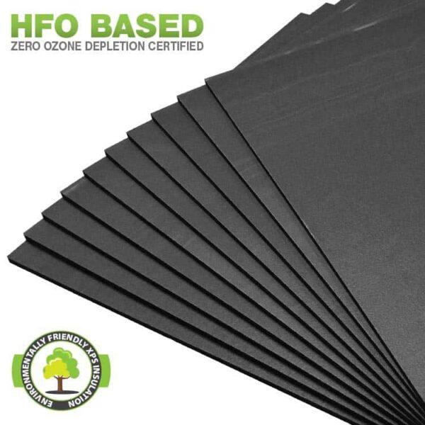 xps Underfloor heating hard insulation