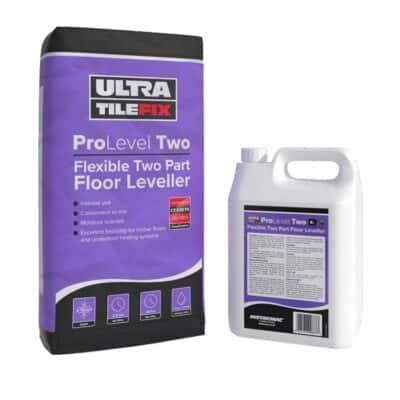 underfloor heating flexible self leveling compound