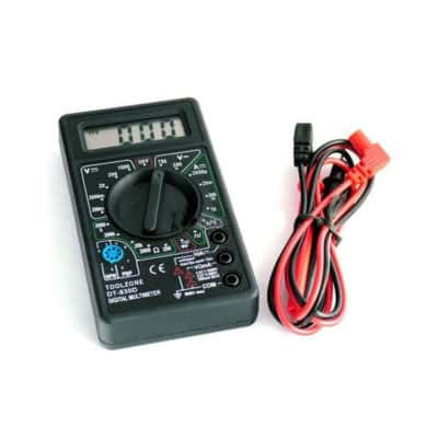 underfloor heating multi meter tester