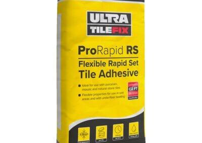 UltraTile Fix ProRapid RS Flexible TIle Adhesive