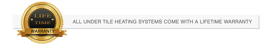 Underfloor Heating Warranty