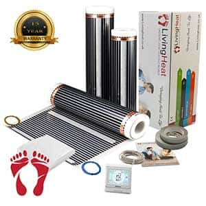 underfloor heating film systems