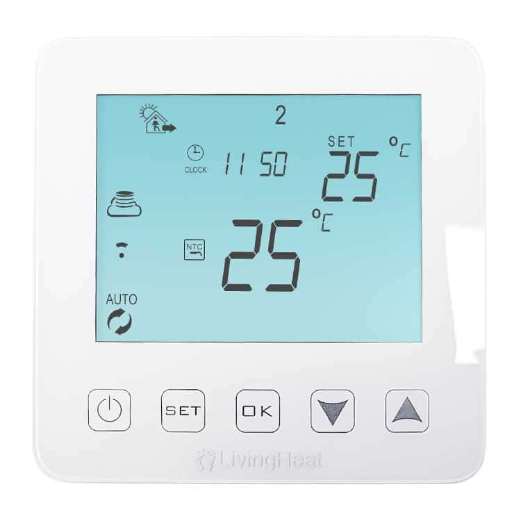 T5 Touch Screen Thermostat