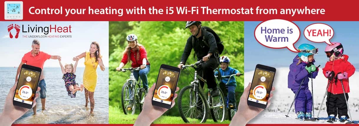 i5 Wifi Thermostat