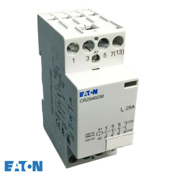 Contactor Snubber Switch 25AMP AC/DC
