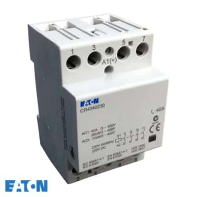 Contactor Snubber Switch 40AMP AC/DC