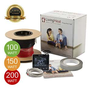 Electric Underfloor Heating Cable Kits
